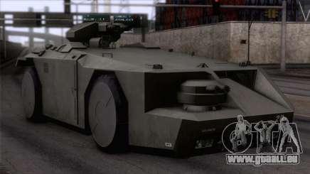 Alien APC M577 pour GTA San Andreas
