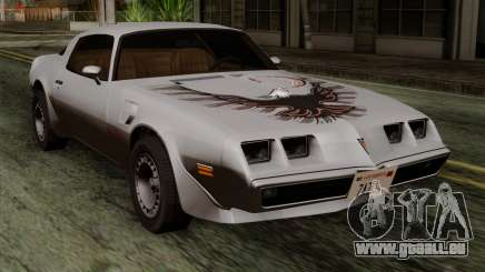 Pontiac Trans AM für GTA San Andreas