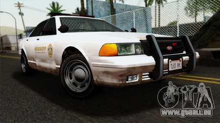 GTA 5 Vapid Stanier Sheriff für GTA San Andreas