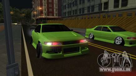 Toyota Mark II Tourer_V pour GTA San Andreas