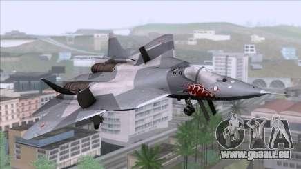 Sukhoi T-50 PAK FA Akula für GTA San Andreas