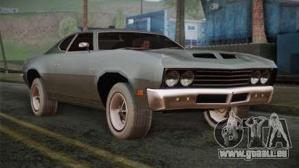 FlatOut 2 Scorpion pour GTA San Andreas