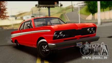 GTA 5 Vapid Blade v2 für GTA San Andreas