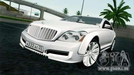 Maybach 57S Coupe Xenatec für GTA San Andreas