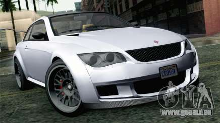GTA 5 Ubermacht Sentinel XS für GTA San Andreas