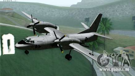 AN-32B Croatian Air Force Opened pour GTA San Andreas