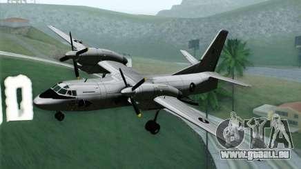 AN-32B Croatian Air Force Opened für GTA San Andreas