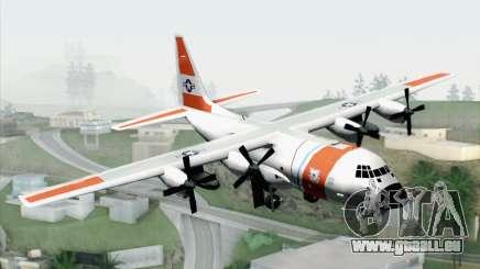 C-130H Hercules Coast Guard für GTA San Andreas