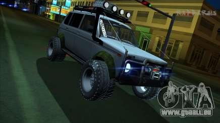 VAZ 2131 Niva 5D OffRoad für GTA San Andreas