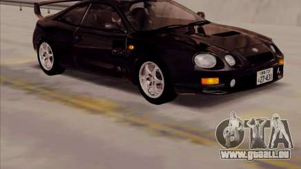 Toyota Celica GT-FOUR (ST205) pour GTA San Andreas