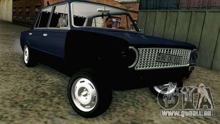 VAZ 21011 Hobo pour GTA San Andreas