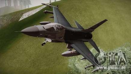 F-16 Fighting Falcon RNLAF für GTA San Andreas
