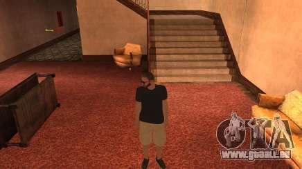 New Zero pour GTA San Andreas