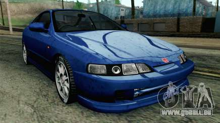 Honda Integra Type R 2000 Stock für GTA San Andreas