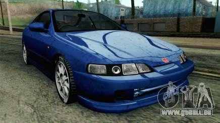 Honda Integra Type R 2000 Stock für GTA San Andreas