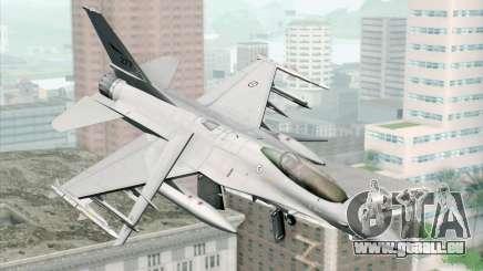 F-16 Fighting Falcon RNoAF PJ für GTA San Andreas