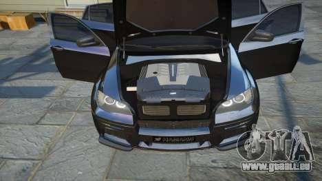 HAMANN BMW X6 2011 Tycoon EVO M v1.0 TSE für GTA 4 Seitenansicht