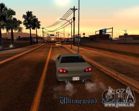 Project 2dfx 2.5 pour GTA San Andreas neuvième écran