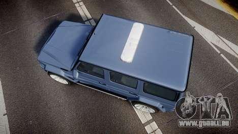 Mercedes-Benz B65 Brabus [ELS] pour GTA 4 est un droit