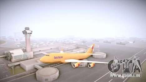 GTA V 747 Adios Airlines pour GTA San Andreas laissé vue
