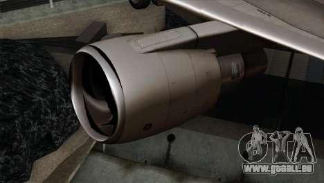 Boeing KC-767 Japan Air Self-Defense Force pour GTA San Andreas vue de droite