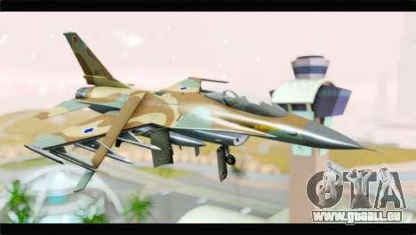 F-16A Netz pour GTA San Andreas