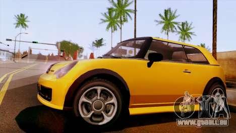 GTA 5 Weeny Issi für GTA San Andreas