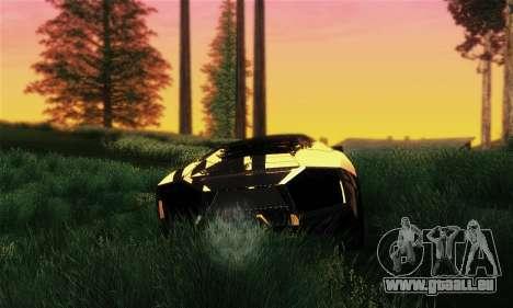 Trigga Snupes ENB pour GTA San Andreas quatrième écran