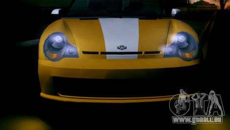 GTA 5 Weeny Issi IVF für GTA San Andreas zurück linke Ansicht