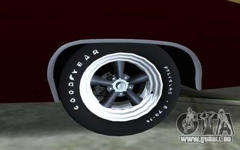 Roue Pack pour GTA San Andreas