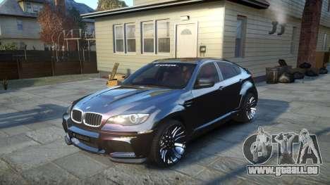 HAMANN BMW X6 2011 Tycoon EVO M v1.0 TSE für GTA 4