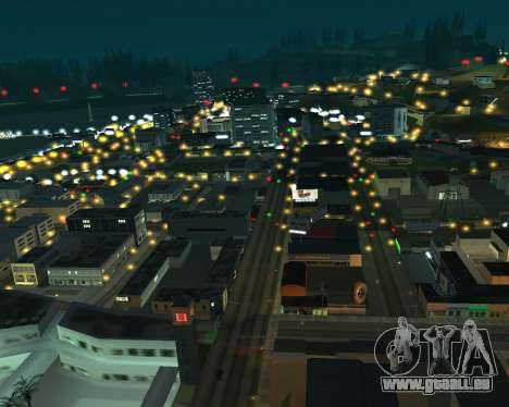 Project 2dfx 2.5 pour GTA San Andreas troisième écran
