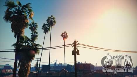 Crying Lightnings FX pour GTA 5