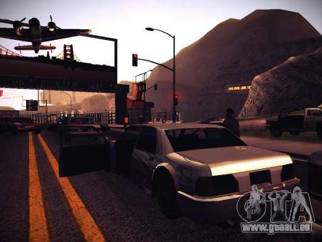 ENB Caramelo pour GTA San Andreas septième écran