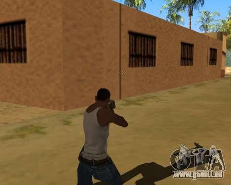 Die Schatten von Menschen und Autos für GTA San Andreas her Screenshot