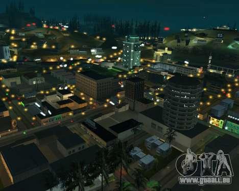 Project 2dfx 2.5 für GTA San Andreas zweiten Screenshot