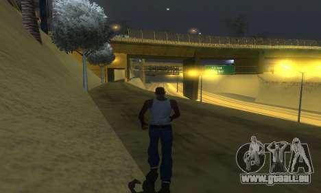 ENB Series v077 Light Effect pour GTA San Andreas sixième écran