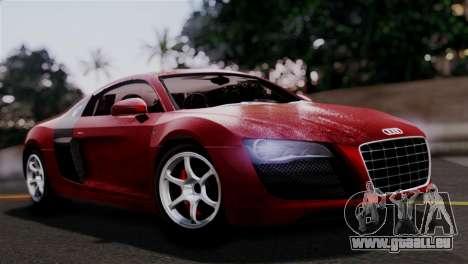 Audi R8 V10 v1.0 für GTA San Andreas