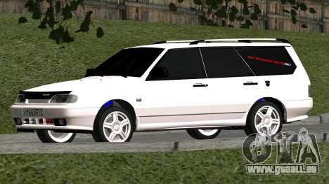 2115 Universelle БПАN pour GTA San Andreas vue de droite