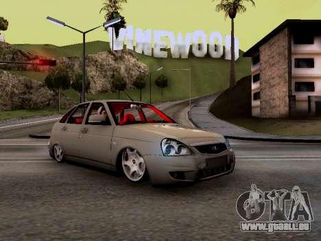 ВАЗ 2172 (Lada Priora) pour GTA San Andreas
