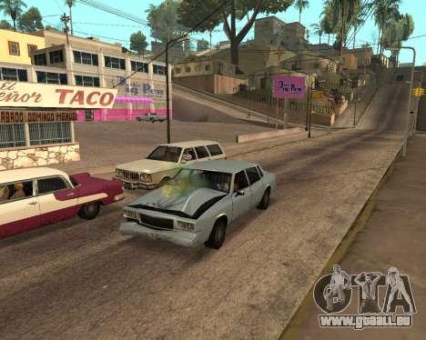 Rainbow Effects pour GTA San Andreas septième écran