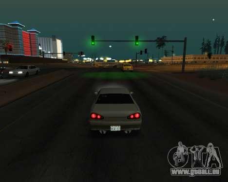 Project 2dfx 2.5 für GTA San Andreas elften Screenshot