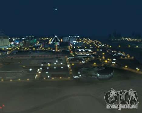 Project 2dfx 2.5 für GTA San Andreas achten Screenshot