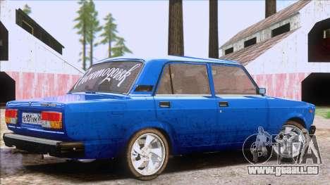 Wheels Pack v.2 für GTA San Andreas fünften Screenshot