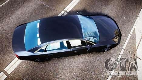 Audi A8 L 2015 Chinese style für GTA 4 rechte Ansicht
