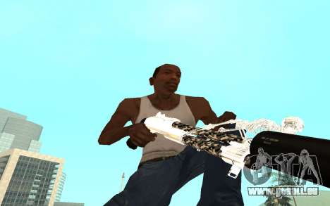 Skeleton Weapon Pack für GTA San Andreas siebten Screenshot