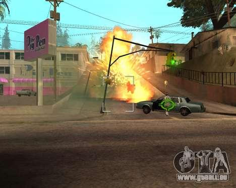 Rainbow Effects pour GTA San Andreas dixième écran