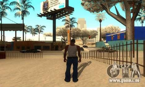 ENB Series pour PC moyen pour GTA San Andreas troisième écran