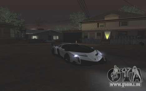 Colormod & ENBSeries pour GTA San Andreas cinquième écran