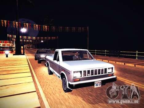 ENB Caramelo pour GTA San Andreas dixième écran